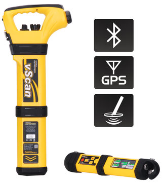 vScan MBG Kit Metaal-GPS-Bluetooth