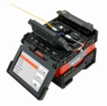 Core alignment splicer
